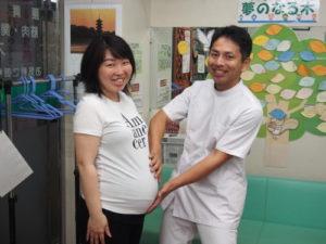逆子も戻る産後の骨盤矯正